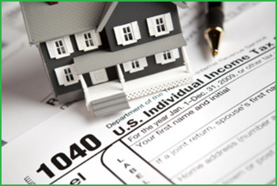 Mortgage Interest Deduction Income Tax Savings Benefit