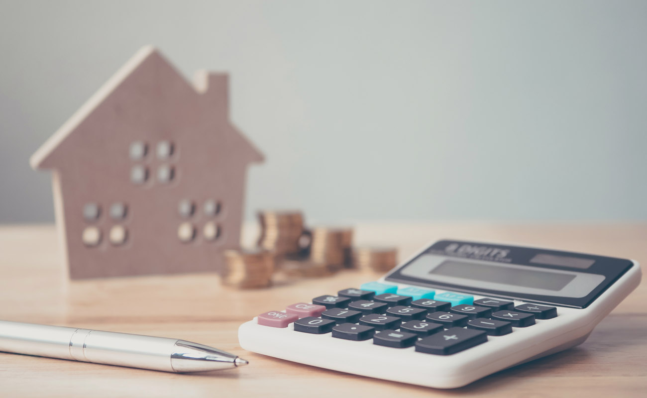 Factoring other house costs.