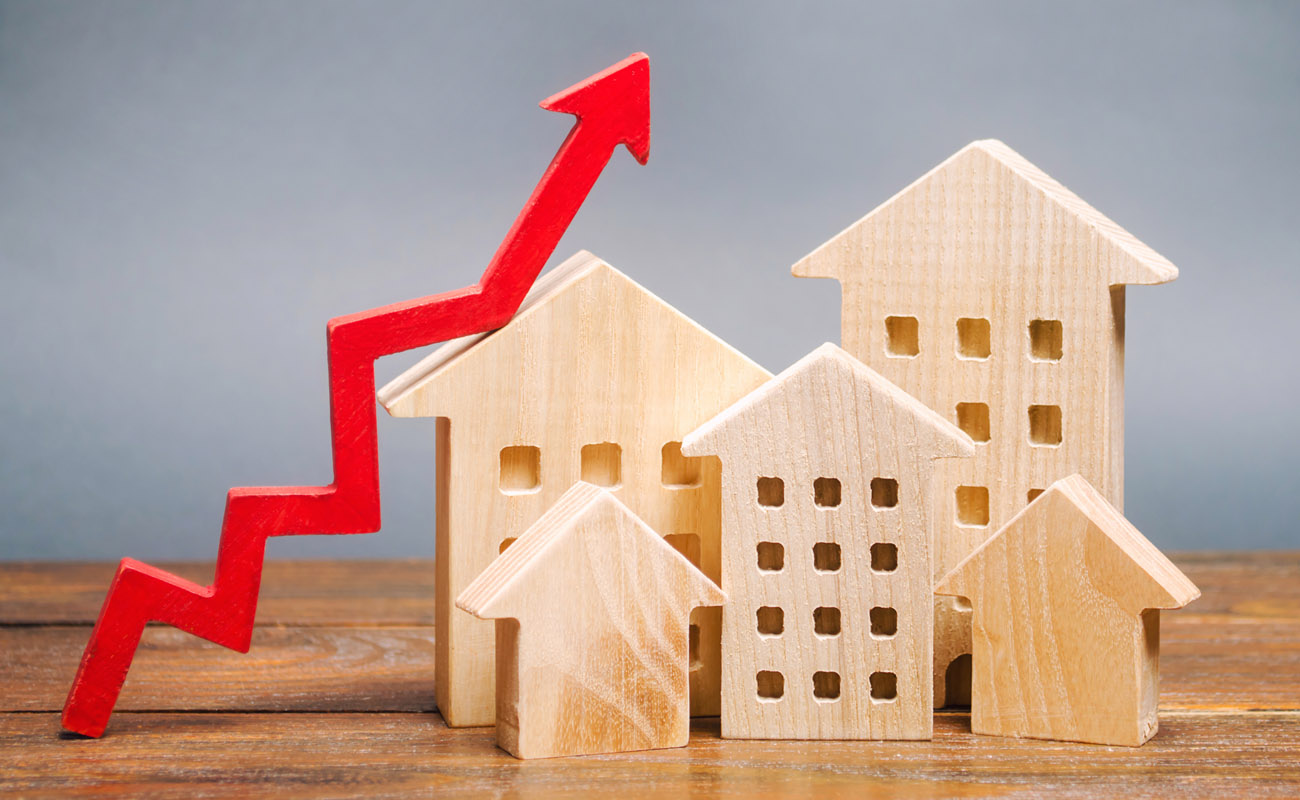 Mortgage rates up.