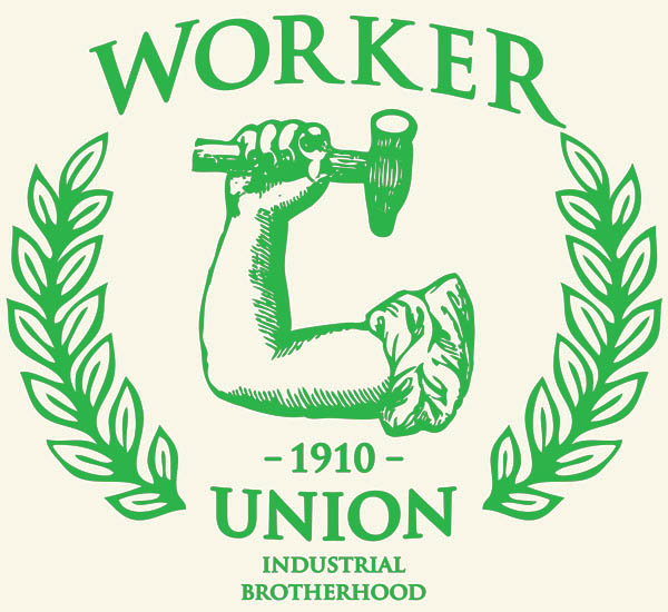 Worker Union Logo.